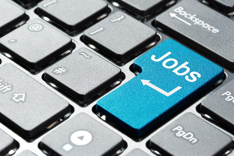 Jobs button on keyboard