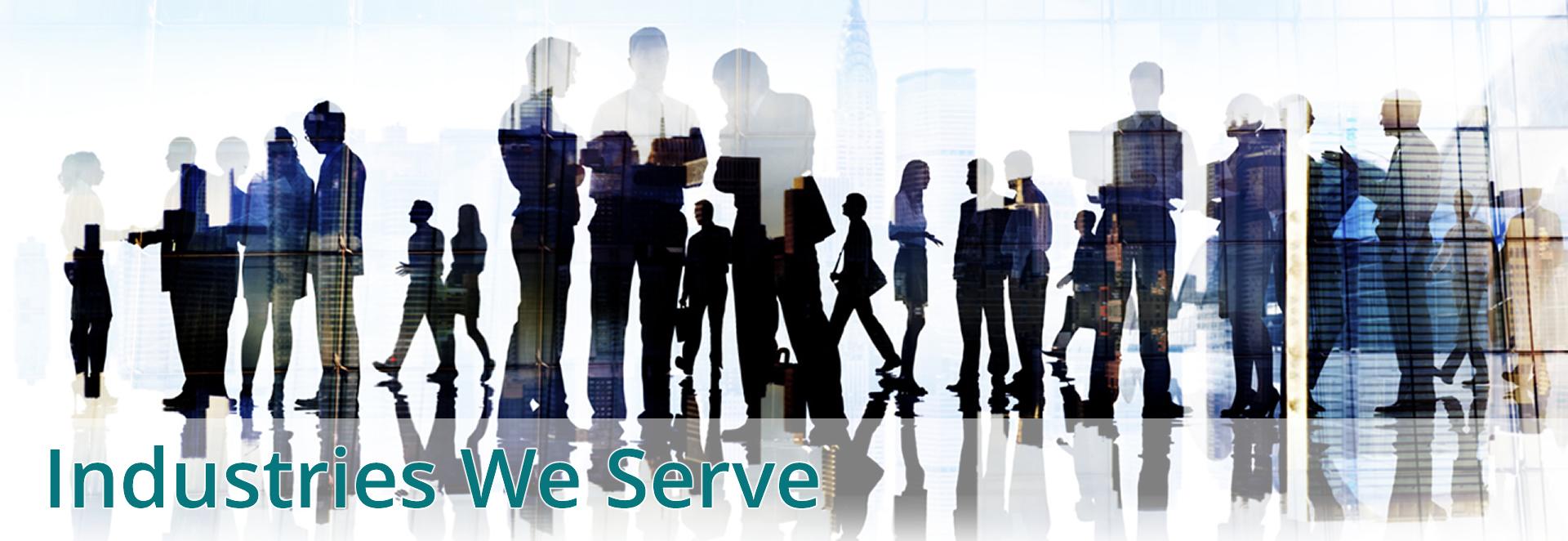 industries-We Serve Rsumes by Joyce