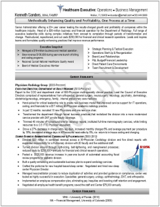 executive resume samples professional resume samples resumes by